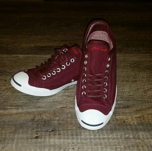 9cd6a7afe060 CONVERSE JACK PURCELL Unisex Sneakers Canvas Shoes